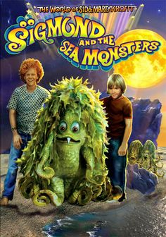 After his family kicks him out for not being scary enough, cute little Sigmund the Sea Monster is taken in by human brothers Johnny and Scott, who hide their new pal in their clubhouse and do their best to keep him a secret from the outside world.