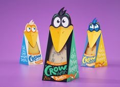 "Packing for cheese ""Crow Cheese"" on Behance"
