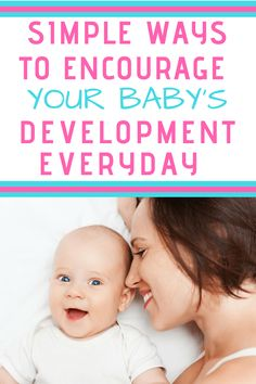 One Minute Milestone Baby Activity Cards Infant activity Cards: are you looking for simple ways to encourage baby learning throughout your day? Try these simple strategies to encourage infant development. No fancy lesson plans needed for teaching your Mindful Parenting, Gentle Parenting, Parenting Advice, Baby Massage, Baby Activity, Baby Lernen, Babies R, Baby Development, Development Milestones