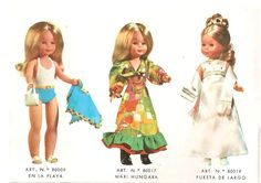 1974 Nancy Doll, Sew, Summer Dresses, Accessories, Vintage, Fashion, 70s Toys, Old Fashioned Toys, Dolls Dolls
