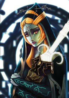 I-am-knot Midna (full form)