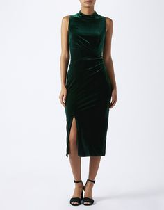 38c4b875 Vixie Velvet Midi Dress Velvet Midi Dress, Hug You, Shopping Lists, Women's  Dresses