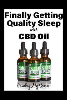 How CBD Oil Improved My Sleep - 4 CBD oil tinctures that I recommend. Chronic Fatigue, Chronic Illness, Chronic Pain, Fibromyalgia, Help Me Fall Asleep, Oils For Sleep, Sleep Issues, Invisible Illness, Insomnia