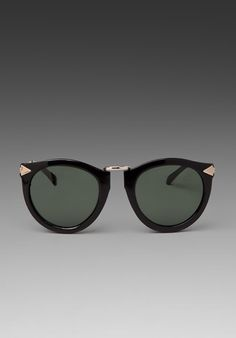 abe3a057c935 Karen Walker Harvest in Black Cheap Ray Ban Sunglasses