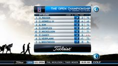 Golf Channel Tournament Package by LostProject , via Behance