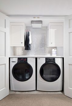 How much do you enjoy doing laundry? I very much do – except for the ironing part, I love the act of sorting through the clothes, spot cleaning, putting the little laundry pods, and getting freshly dried beautifully scented clothes. Currently our washer and dryer live in the garage – it's an ideal spot really, […]