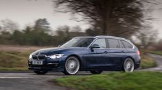 The thinking man's 330d? We test Alpina D3 Touring