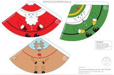 Resultado de imagem para decorações de natal para educação infantil
