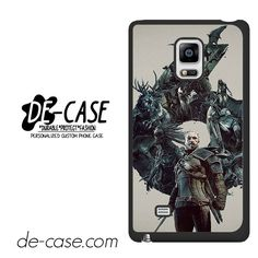Witcher 3 Wild Hunt Geralt DEAL-11964 Samsung Phonecase Cover For Samsung Galaxy Note Edge