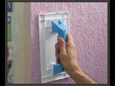 Santa Receita | Textura de parede: aprenda a fazer um efeito travertino! - 23 de Outubro de 2014 - YouTube