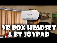 VR Box Google Cardboard Headset and Bluetooth controller Review -  Best sound on Amazon: http://www.amazon.com/dp/B015MQEF2K - http://gadgets.tronnixx.com/uncategorized/vr-box-google-cardboard-headset-and-bluetooth-controller-review/