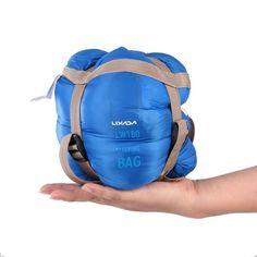 Mini Ultralight Portable Outdoor Envelope Sleeping Bag
