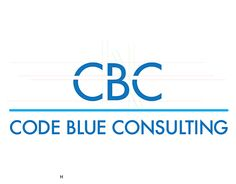 """Check out new work on my @Behance portfolio: """"Code Blue Consulting"""" http://be.net/gallery/35924551/Code-Blue-Consulting"""