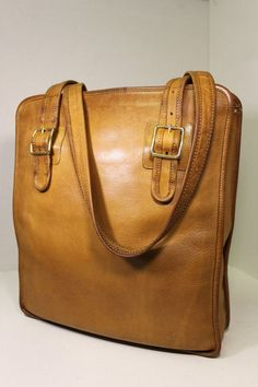 Vintage coach satchel bag