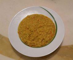 Rezept Gelbe Linsensuppe indischer Art von UlrikeR - Rezept der Kategorie Suppen