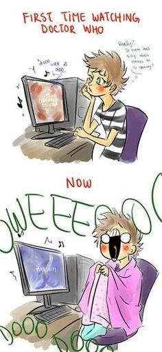 I had exactly the same reaction! Hahahah