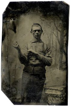 Obsessing over tintype: Old tintype 1 by Duffy01 on deviantART