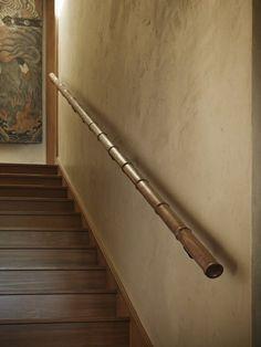 bamboo handrail