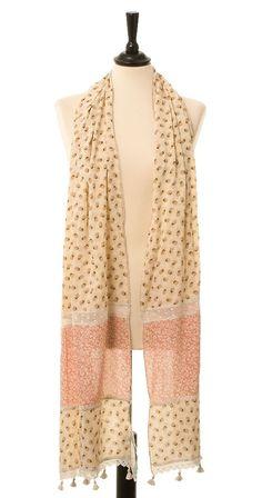 elle-belle.de Scarf Mailen - Plume von Inge de Jonge skandinavische mode online kaufen