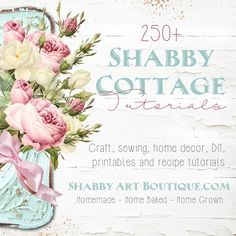 Shabby Chic home decor tips number 7771887085 to attain for one wonderfully smashing, snug room. Simply visit the home decor shabby chic diy website this second for extra details. Estilo Shabby Chic, Shabby Chic Style, Shabby Chic Bedrooms, Shabby Chic Homes, Shabby Chic Crafts, Shabby Chic Decor, Vibeke Design, Shabby Fabrics, Spring Projects