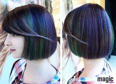 crazy color 23 Crazy Colour, Color, Magic Hair, Hair Styles, Beauty, Hair Plait Styles, Colour, Hair Makeup, Hairdos