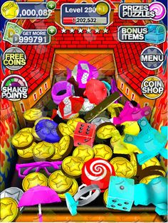 Coin Dozer Hack - Cheats for iOS - Android Devices - Unlimited Dozzer Dollars App, Unlimited Coins App