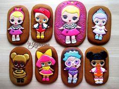 Новые персонажи, оказывается, кукла Лол нынче самая продаваемая игрушка!!!!#byjigalkina #пряникиназаказднепр #куклалол #dolllol ждут вас в @tricolad !!!