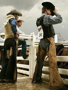 There is just something about cowboys that I really like....
