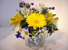 New from Winfield Flower Shoppe for your Baby Boy! http://www.winfieldflorist.com/product.cfm/iteID/2475