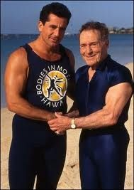 The best in fitness The late great jack with Gilad