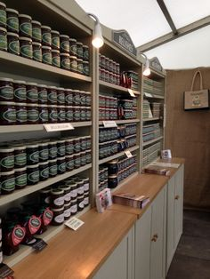 Tracklements at Badminton Horse Trials 2015 Badminton Horse Trials, Piccalilli, British Countryside, Food Shows, Wine Rack, Jars, Home, Pots, Ad Home