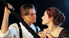 Titanic - Jack and Rose. Il cuore di una donna é un oceano di segreti.