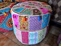 Puff patchwork ♥