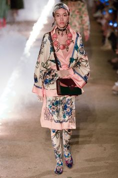 Layla Ong for Gucci Resort 2019