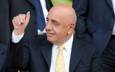 Galliani rassicura i tifosi del Milan