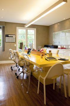 Escritório Casa Tua Interiores