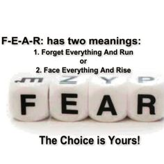 I'll go with option 2! Rise above and soar!!