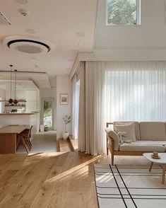 interior 2 may Apartment Interior, Living Room Interior, Home Living Room, Home Interior Design, Interior Architecture, Living Room Designs, Minimalist Architecture, Aesthetic Rooms, Dream Rooms