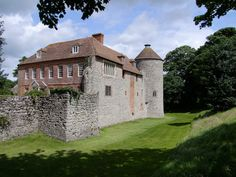 Castle for Sale in England: Westenhanger Castle - Medievalists.net 2.6 million quid - I'm in!