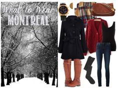 What to Wear: Montreal Winter