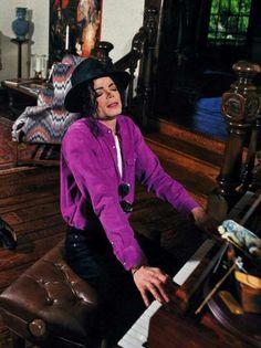 Michael Jackson at Neverland 1993