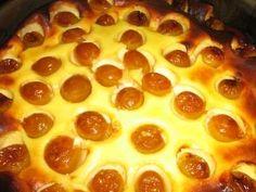 Das perfekte Käse - Mirabellen - Kuchen-Rezept mit Bild und einfacher Schritt-für-Schritt-Anleitung: Zucker mit den Eiern schaumig rühren. Puddingpulver… Pepperoni, Food And Drink, Pizza, Healthy, Recipes, Cook, Play Dough, Food And Drinks
