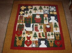christmas quilts | peggy bills pastimes quilt design christmas quilts