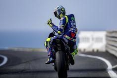 Philip Island Tests Day 2 - Valentino Rossi