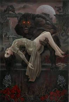 She sleeps with wolves without fear, for the wolves knew a lion was among them. R.M. Drake