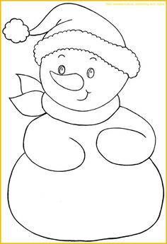 Home Decorating Style 2020 for Dessin A Imprimer Deja Colorier, you can see Dessin A Imprimer Deja Colorier and more pictures for Home Interior Designing 2020 at Coloriage Kids. Christmas Drawing, Felt Christmas, Christmas Colors, Christmas Snowman, Christmas Decorations, Christmas Ornaments, Christmas Templates, Christmas Printables, Christmas Embroidery Patterns