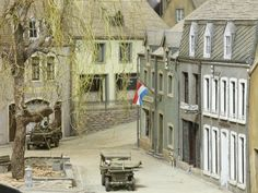 Diorama Clervaux - how it looks now
