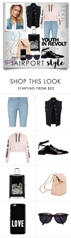 """""""Без названия #1597"""" by adigeeva ❤ liked on Polyvore featuring Dorothy Perkins, LE3NO, Hedi Slimane, Givenchy, Ted Baker, Sonia Rykiel and Stoney Clover Lane"""