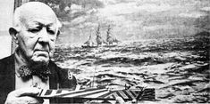 Sir Norman Wilkinson, for all intents and purposes the discoverer of the dazzle effect in naval  warfare