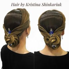 "192 Likes, 1 Comments - Кристина Шинкарюк (@k_shinkariuk_stylist) on Instagram: ""▪️Hair by Kristina Shinkariuk ▪️ ⠀⠀⠀ ⠀⠀⠀ #hairdresses #hairstyle #hair #mua #muah #stylist…"""